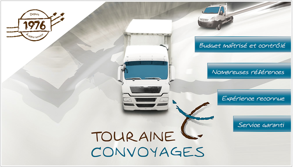 convoyage vehicules camions poids lours touraine convoyages
